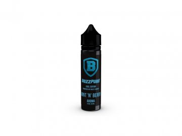 BOZZ PURE SHAKE AND VAPE MINT N BERRY
