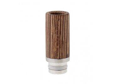 Dřevěný 510 náustek + nerez