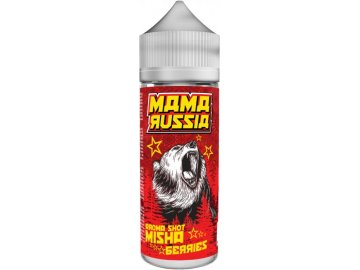 Misha Berries - Příchuť Mama Russia Shake and Vape 15ml