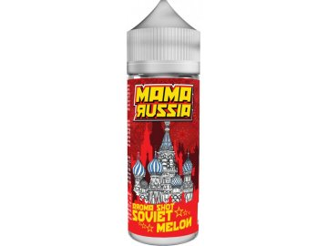 prichut mama russia shake and vape 15ml soviet melon