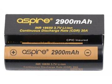 aspire aspire baterie typ 18650 2900mah 20a