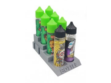 Stojan ec vape stand bottle 60ml 8x detail 2
