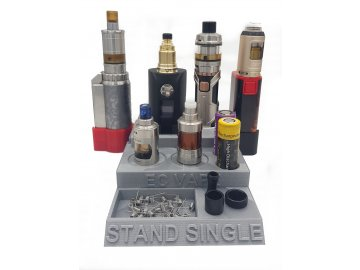 Stojan ec vape stand single detail