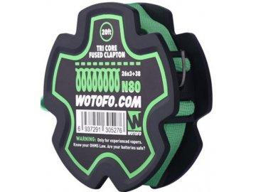 wotofo tri core fused clapton odporovy drat 26ga338ga 6m.png