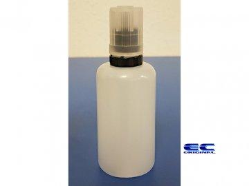 Prázdná lahvička s víčkem a kapátkem 50ml - PE
