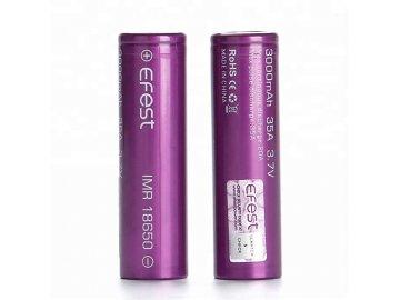 Efest 3000mah 18650 Battery 35a Big Capacity