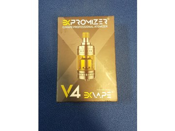 Exvape Expromizer V4 MTL RTA 23mm - BAZAR