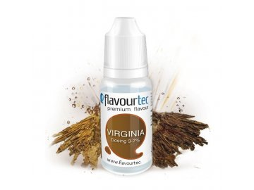 Flavourtec - Příchuť - Virginia (Tabák) - 10ml