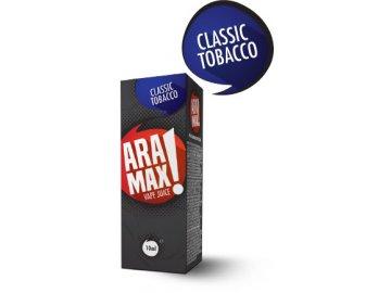 Classic Tobacco - Aramax liquid - 10ml po expiraci