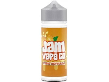 prichut juice sauz the jam vape co shake and vape 30ml orange marmalade