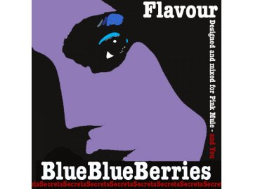 Secrets BlueBlueBerries - Příchuť do liquidů - Pink Mule 10/50ml