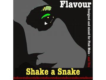 Secrets Shake a Snake - Příchuť do liquidů - Pink Mule 10ml