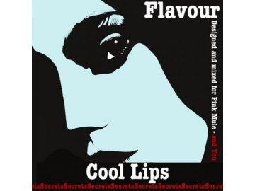 Secrets Cool Lips - Příchuť do liquidů - Pink Mule 10ml