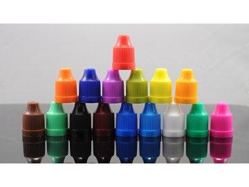 Vršek s dětskou pojistkou - na plastové lahve