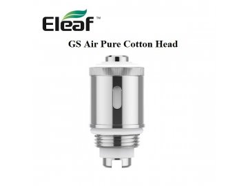 Náhradní hlava Eleaf GS Air - s vatou