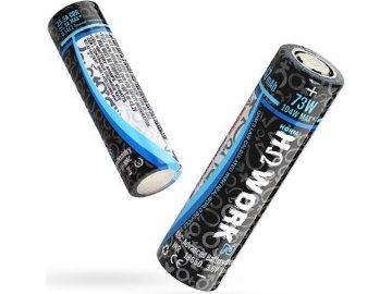 hohmtech work baterie typ 18650 2547mah 358a