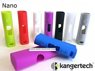 Silikonové pouzdro pro kanger SUBOX NANO
