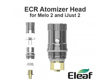 ECR ( RBA ) hlava pro Melo 2 a iJust 2/S