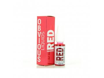 red concentrate obvious liquids 10ml (2)