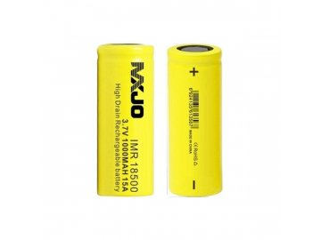 Baterie IMR 18500 - 1000mAh MXJO 15A