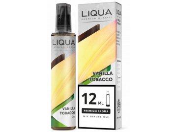 prichut liqua mixgo 12ml vanilla tobacco