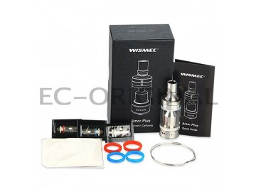 WISMEC Amor Plus clearomizér - 3.8ml