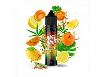 28671 just juice just juice exotic fruits lulo citrus 20ml longfill aroma