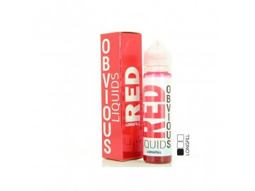 red longfill obvious liquids 10ml 00mg