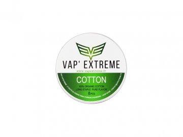29283 vap extreme organic cotton vata 8ks