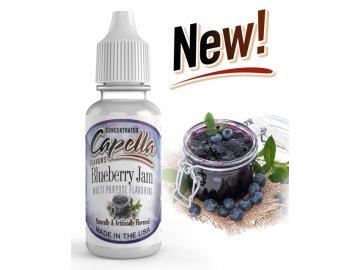 Borůvkový džem (Blueberry Jam) - Příchuť Capella Flavors