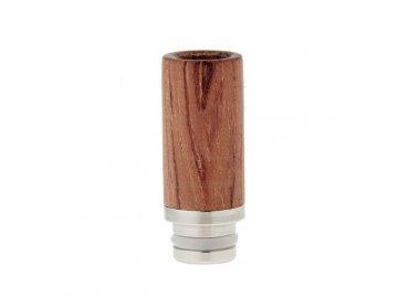 Dřevěný brown 510 náustek + nerez
