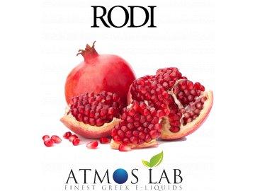 Granátové jablko / RODI - Příchuť AtmosLab 10ml