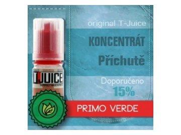 Primo Verde - příchuť T-Juice