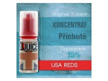 USA Reds - příchuť T-Juice