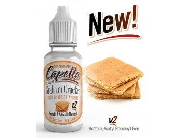 Graham Cracker V2 (Graham Cracker V2) - Příchuť Capella Flavors