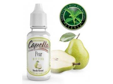 Hruška (Pear) + Stevia - Příchuť Capella Flavors
