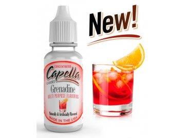 Grenadine (grenadine) - Příchuť Capella Flavors