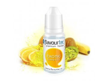 Flavourtec - Příchuť - Ovocný mix (Exotic)