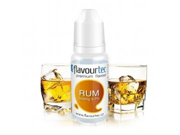 Flavourtec - Příchuť - Karibský rum (Rum)