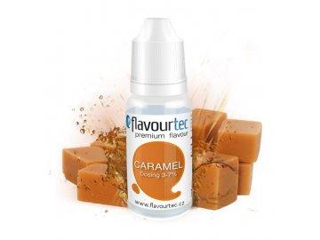Flavourtec - Příchuť - Karamel (Caramel)