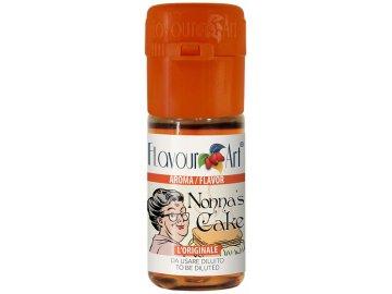 Vanilkový cake (Nonnas Cake) - Příchuť Flavour Art