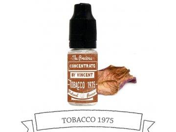 Tabák 1975 (Tobacco 1975) - Příchuť VDLV - Vincent Classic