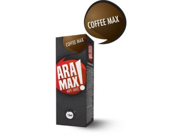 Káva / Coffee Max - Aramax liquid - 10ml