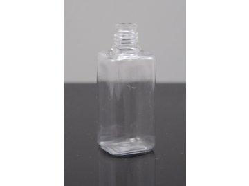 Prázdná lahvička samostná 30ml PET HRANATÁ