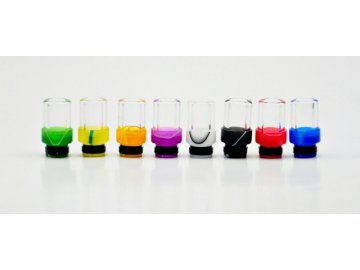 PYREX + AKRYL Drip Tip 510 - 8 barev