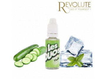 Okurka s mátou (Duos Cucumber mint) - Příchuť Vape or diy - REVOLUTE