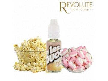 Popcorn s marshmallow (Duos Pop Corn Guimauve) - Příchuť Vape or diy - REVOLUTE
