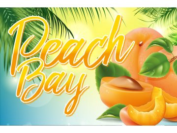 Peach Bay - Příchuť SMOKING BULL