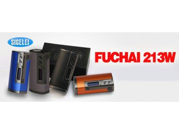 SIGELEI FUCHAI 213W TC MOD