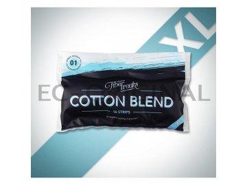 Fiber Freaks vata Cotton Blend Strips D1 - XL větší balení